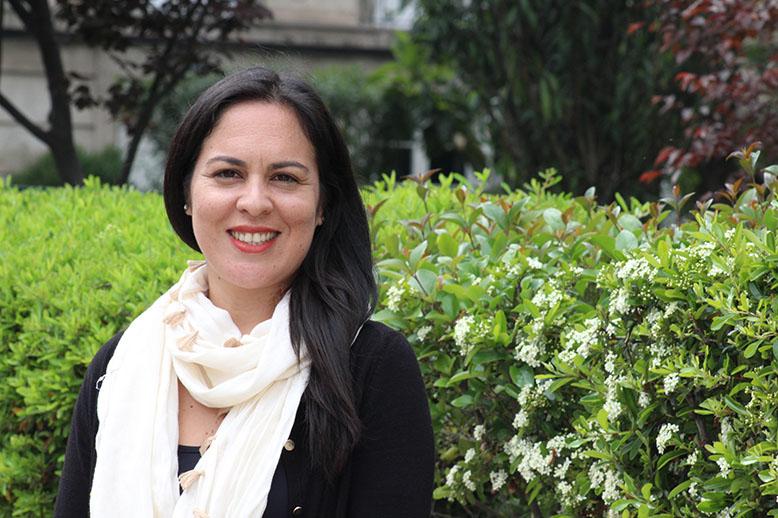 María Paz Rojas