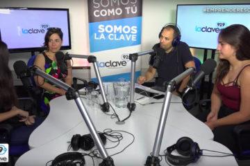 Entrevista radio La Clave
