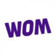 Logo WOM 2021, TecMujer, 160x112
